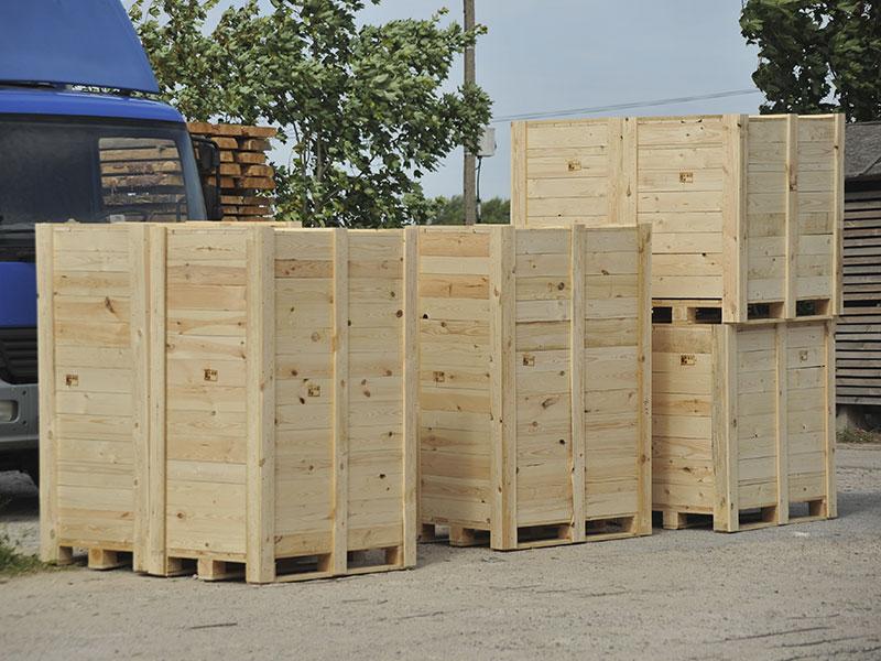 Nietypowy Okaz Opakowania drewniane i tekturowe   Pako-Bud Konstantynów Łódzki DH64