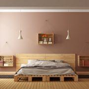 sypialnia palety